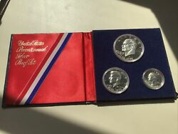 1776-1976 Collector Bicentennial Coin Set Uncirculated