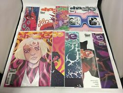 Shade The Changing Girl 1 - 9 Dc Comics Young Animal 9 Issue Lot 1st Print Vf