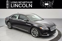 2020 Lincoln Continental Premium Convenience Climate AWD V6 MSRP $57545 $43545.00