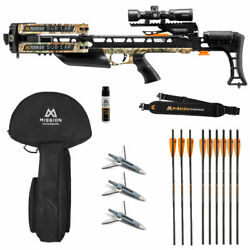 Mission Sub-1 Xr Crossbow Pro Package - Realtree Edge - New