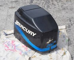 200hp Mercury Cowling Saltwater 2.5 Liter Mercury Mariner V6 Outboards