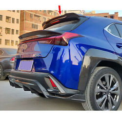 Painted Color Fit For Lexus Ux200 Ux250h Za10 Suv Rear Sport Trunk Spoiler Frp