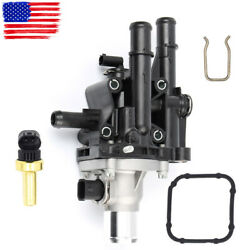 Coolant Thermostat And