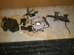 Mcculloch 300 Series Chainsaw Parts 320 Carb With Riser And Extras