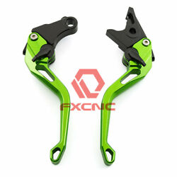 Fxcnc 3d Rhombus Brake Clutch Lever For Ninja 250r 2008-2012 Zx6r/636 2019-2020