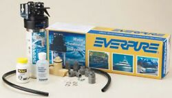 Shurflo Ev925205 Everpure Ql3 Boat Or Rv Water Filter Purifier System