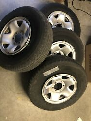 2015 Toyota Tacoma Rims And Tires , Used