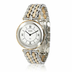 And La Collection 43107 Hx4 Unisex Watch In 18kt Stainless Steel/