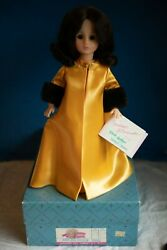 Madame Alexander 14 Lady Bird Johnson 2416051963 -first Lady Doll Collection