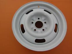 67 1967 Chevy Impala Bel Air Nice Orig Gm 15x5 Db Code Disc Brake Rally Wheel