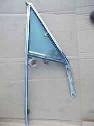 66 67 Mopar B-body 2dr Ht Right Tinted Vent Window Charger Coronet Satellite Gtx