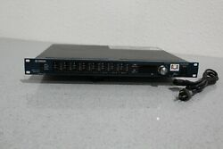 Yamaha Ad8hr 8 Channel Ad Converter With Preamp 100-240v Fully Tested