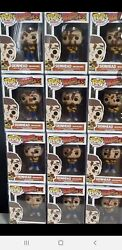 Back To The Future 35th Annand039y Ltd Edition Skinheadmanure Custom Pop 80 Signed