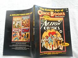 The Golden Age Of Comic Books 1937-1945-by Rich O'brien