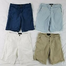 Lot Of 4 Menand039s Size 26 Next Level Flex Classic Shorts American Eagle Outfitters