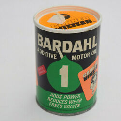 Bardahl Additive Motor Oil Canned Wizzzer Vintage 1970 Mattel, Inc.
