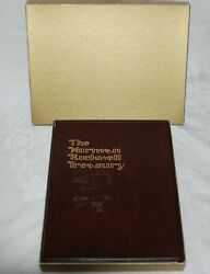 Vintage 1979 The Norman Rockwell Treasury, Boxed Gift Issue, Thomas S. Buechner