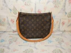 2002 Authentic Louis Vuitton Looping MM handbag $799.99