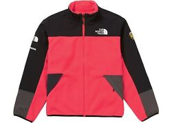 Supreme X The North Face RTG Red Fleece Jacket M Medium $209.99