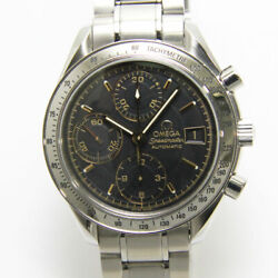 Omega Speedmaster 3513.54 Japan Limited Automatic Menand039s Watch Ex++