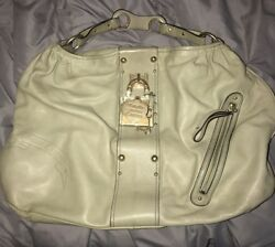 Juicy Couture Genuine Leather Hobo Bag $60.00