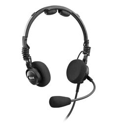 Telex Airman 7 Headset   Double-sided Dual Pj Connector 150andomega Free Shipping