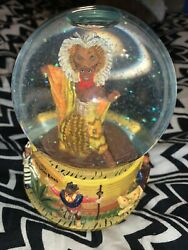 Disney Presents The Lion King Broadway Play Musical Snow Globe Circle Of Life
