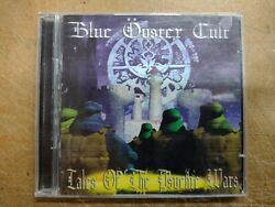 Blue Oyster Cult Tales Of The Psychic Wars 2 Disc Album Rare Live New York 1981