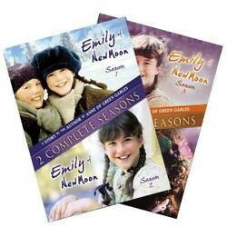 Emily Of New Moon Complete Series - Dvd - Very Good