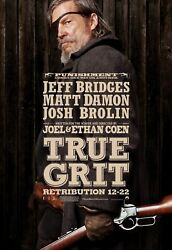 35mm Feature Film True Grit 2010 Joel And Ethan Coen Last One