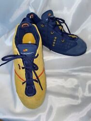 Vintage Nike Ovidian 3-in-1 Shoe Mens 7.5/women 9 Specialty Medical Yellow Navy