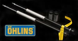 Fks 226 Ohlins Cartridge Nix22 With Springs Road Glide Street Glide Ultra Classi