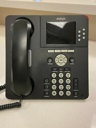 Avaya 9640g Phones Lot Of 68 Used In Very Good Condition W/stand/handset/cords