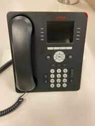 Avaya 9611g Phones, Lot Of 48, Used In Very Good Condition, W/stand/handset/cord