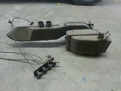 1953 Ford Coe Pickup Truck Heater Box Assembly Complete With Control Knobs