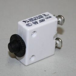 Mechanical Products 5 Amp Push Button Circuit Breaker - 1680-219-050