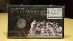 The Urn Returns - Pnc To Celebrate Australiaand039s 5-0 Ashes Victory - Ltd Ed.