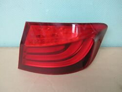 2011-2012-2013-2014 Bmw 5-series Right Led Tail Light Germany Made