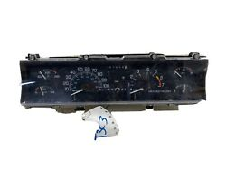 1996-1997 Buick Lesabre At Cluster Speedometer Tach Gauges Panel Oem Id 16206264