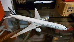 Jc Wings 1/200 Cathay Pacific 777-300 B-hno Cathay Paciic