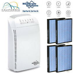 Home Large Room Air Purifiers Medical Hepa Air Cleaner For Allergies Smoke 25db
