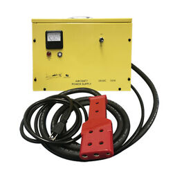 Db Assembly Auxiliary Power Supply And Charger | 28v, 100a, 110v, 60hz, Cessna Plu