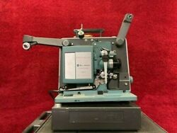 16mm Bell And Howell 567 Marc 350 High Intensity Sound Projector
