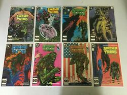 Swamp Thing Comic Lot 38-170 50 Diff 8.0 Vf 1985-1996