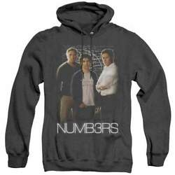 Numbers Equations - Heather Pullover Hoodie