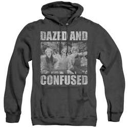 Dazed And Confused Rock On - Heather Pullover Hoodie
