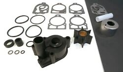 Water Pump Kit For Mercury 135 Hp 0g960500-0t178499 0t178500-0t800999 Outboard