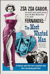 Film The Most Wanted Man Rmns-poster 70x90cm D1 Affiche Vintage