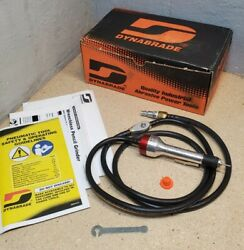 Dynabrade 60052 Quick Change Pencil Grinder .1 Hp - 35000 Rpm - Made In U.s.a