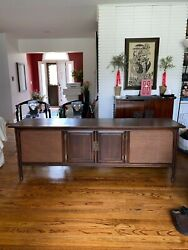 Mid Century Modern Rca Victor Victrola Console/credenza - Model Vht57d